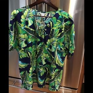Tommy Bahama woman's top